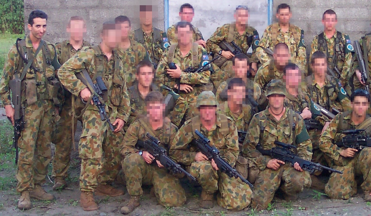 Defence Selection Platoon